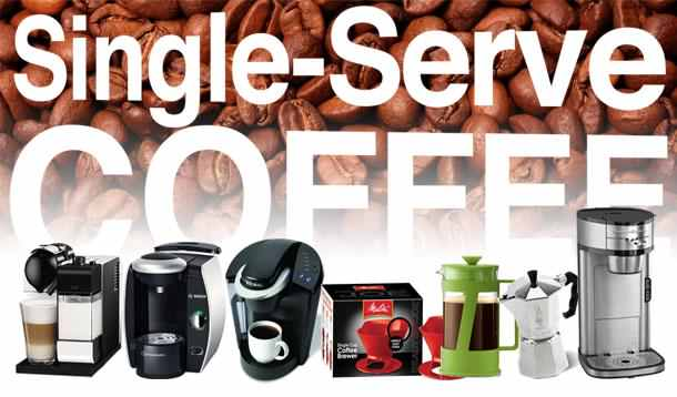 best single serve coffee makers of